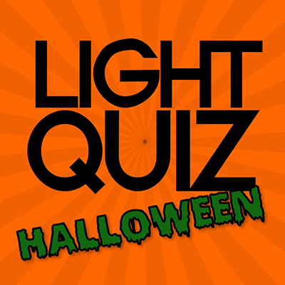 Light Quiz Halloween Icon